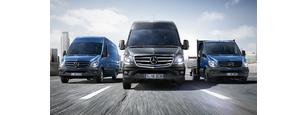 Sprinter bérlés, teherautó bérlés, kisteherautó kölcsöntzés, furgon bérlés Budap