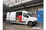 Renault Master kisteherautó