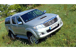 Toyota Hilux pick-up 4x4
